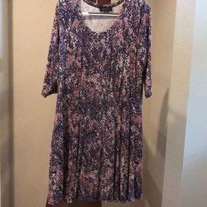 Karen Kane T shirt Dress